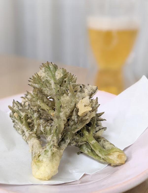 ❁タラの芽❁ タラの芽のビール揚げ